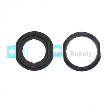 For Apple iPad Mini Home Button Gasket Replacement (2 pcs/set) - Grade S+