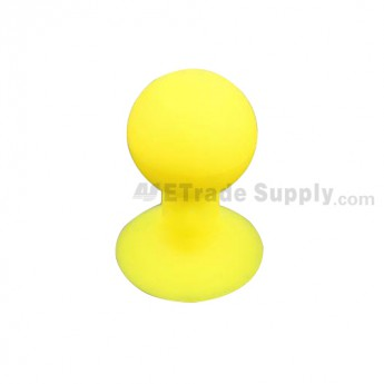 For Apple iPhone 4 Octopus Suction Ball Stand Holder (AT&T) - Yellow - Grade S+