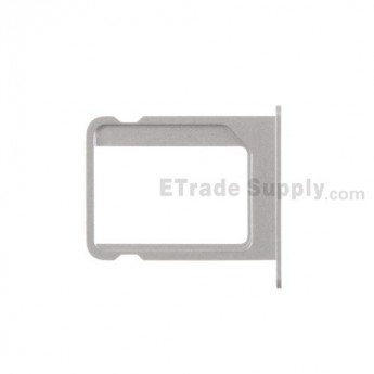For Apple iPhone 4 Sim Card Tray Replacement (AT&T) - Without Words - Grade S+