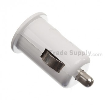 For Apple iPhone 4S/iPhone 4/iPhone 3G/iPhone 3GS Car Charger Kit - Grade S+