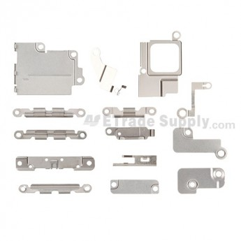 For Apple iPhone 5 Inner Retaining Bracket Set Replacement - Grade S+