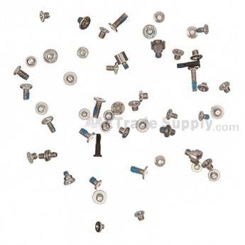 For Apple iPhone 5 Screw Set Replacement - Black - Grade S+