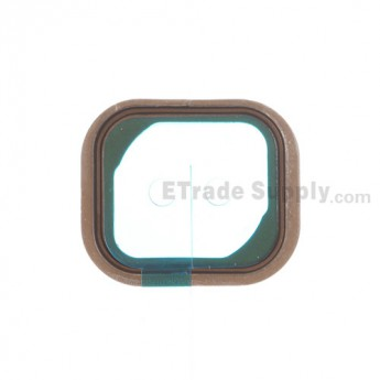 For Apple iPhone 5S/SE Home Button Rubber Gasket Replacement - Grade S+