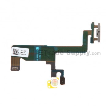 For Apple iPhone 6 Power Button Flex Cable Replacement  - Grade S+