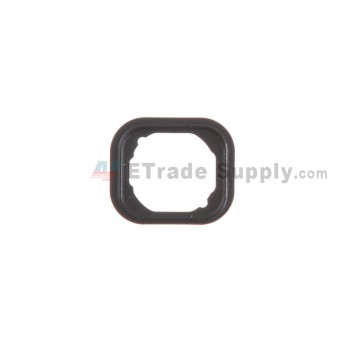 For Apple iPhone 6 Home Button Rubber Gasket  Replacement - Grade S+