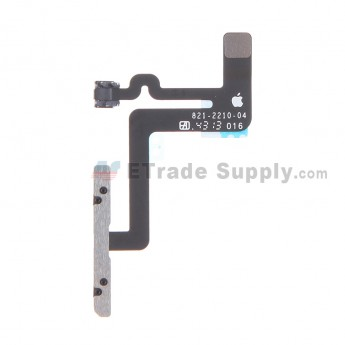 For Apple iPhone 6 Plus Volume Button Flex Cable Ribbon Replacement - Grade S+