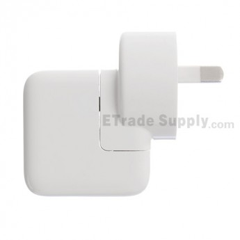 For Apple iPhone Series USB Power Adapter with Plug (AU Plug) - Grade S+
