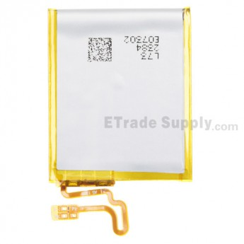 For Apple iPod Nano Gen 7 Battery Replacement (220 mAh) - Grade R