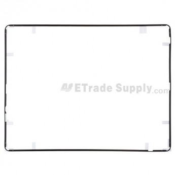 For Apple The New iPad (iPad 3) Digitizer Frame Replacement - Black - Grade S+