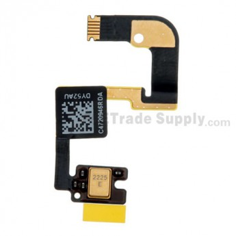 For Apple iPad 3 Microphone Flex Cable Ribbon Replacement (Wifi+Cellular) - Grade S+