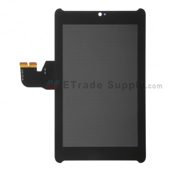 For Asus Fonepad 7 ME372CG KOOE LCD Screen and Digitizer Assembly  Replacement - Black - Without Logo - Grade S+