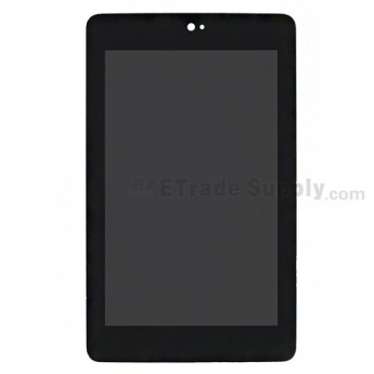 For Asus Google Nexus 7 Tablet(2012) LCD Screen and Digitizer Assembly Replacement - Grade S+