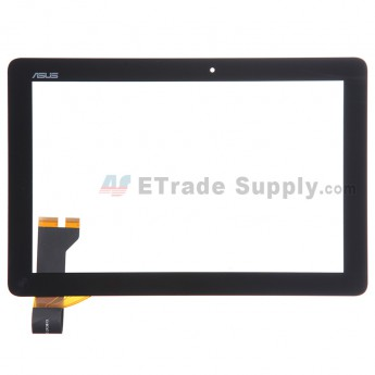 For Asus Memo Pad ME102 Digitizer Touch Screen Replacement - Black - Rev 3.0 - Grade S+