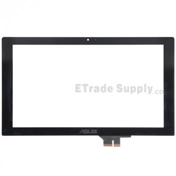 For Asus VivoBook S200 Digitizer Touch Screen  Replacement - Black - With Logo  - Grade S+