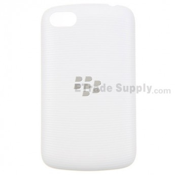 For BlackBerry 9720 Battery Door Replacement - White - Grade S+