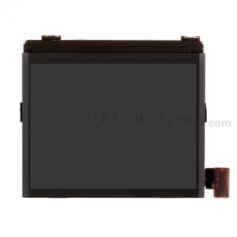 For BlackBerry Bold 9780 LCD Screen Replacement (LCD-23269-002/111) - Black - Grade S+