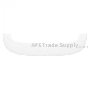 For BlackBerry Bold 9790 Bottom Cover Replacement ,White - Grade S+