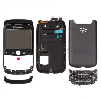 For BlackBerry Bold 9790 Complete Housing Replacement - White - Grade S+