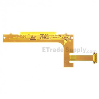 For BlackBerry Bold Touch 9900, 9930 LCD Flex Cable Ribbon  Replacement (LCD-34042-002-111) - Grade S+