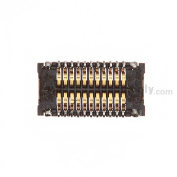 BlackBerry Curve 8300 LCD PCB Connector - Grade S+