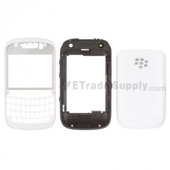 For BlackBerry Curve 9320 Housing Replacement ,White - Grade S+