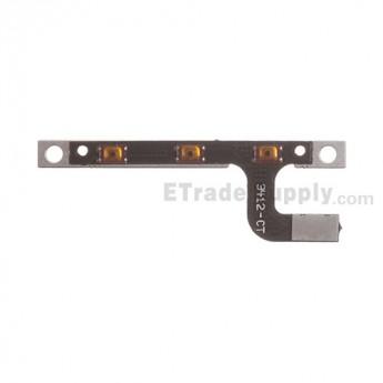 For BlackBerry Porsche Design P'9981 Volume Button Flex Cable Ribbon  Replacement - Grade S+