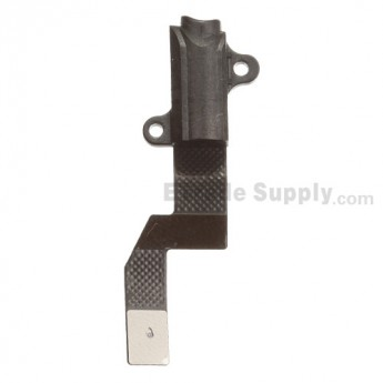 For BlackBerry Q10 Earphone Jack with Flex Cable Ribbon Replacement - Grade S+