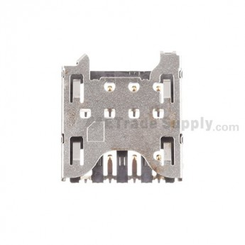 For BlackBerry Q10 SIM Card Reader Contact  Replacement - Grade S+