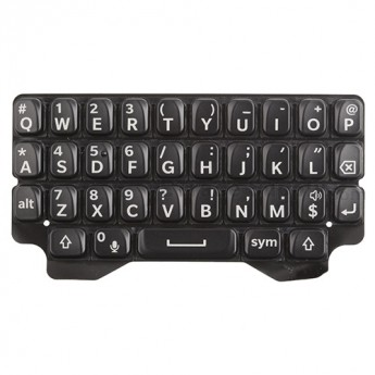 For Blackberry Q5 QWERTY Keypad  Replacement - Black - Grade S+