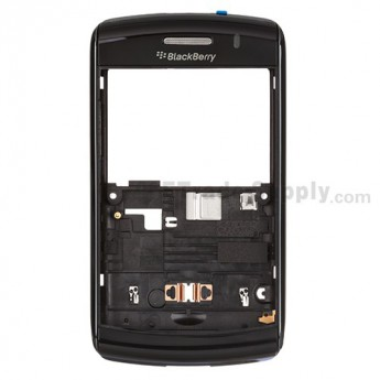 For BlackBerry Storm2 9520 Middle Plate with Top and Bottom Cover Assembly Replacement - Grade S+