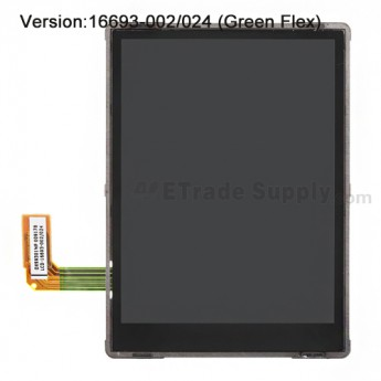 For BlackBerry Storm 9530 LCD Screen and Digitizer Assembly Replacement (16693-002/024) - Green Flex Ribbon - Grade S+