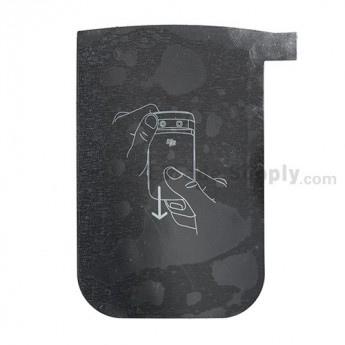 For BlackBerry Torch 9800 Battery Door Sticker Replacement - Grade S+