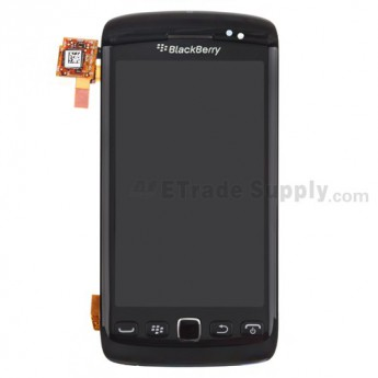 For BlackBerry Torch 9860 LCD Screen and Digitizer Assembly Replacement (LCD-29576-001/111) - Grade S+