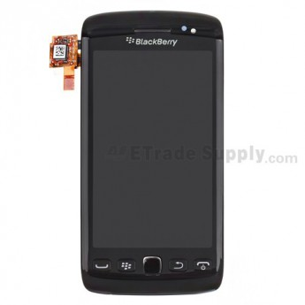 For BlackBerry Torch 9860 LCD Screen and Digitizer Assembly Replacement (LCD-29576-002/111) - Grade S+