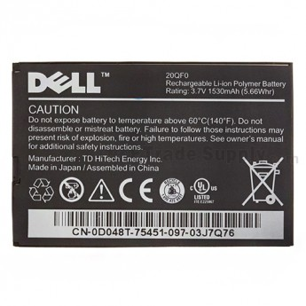 For Dell Mini 5 Battery Replacement - Grade S+