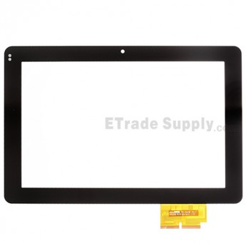 For Dell Streak 10 Pro Digitizer Touch Screen  Replacement - Black - Without Any Logo - Grade S+