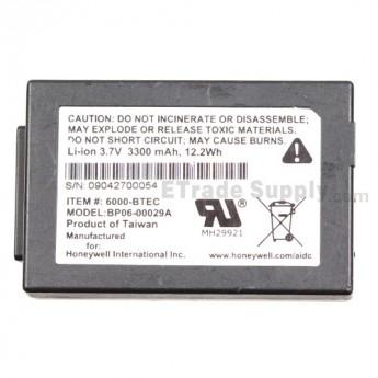 OEM Honeywell (HHP) Dolphin 6100, Dolphin 6500 Battery (3300 mAh)