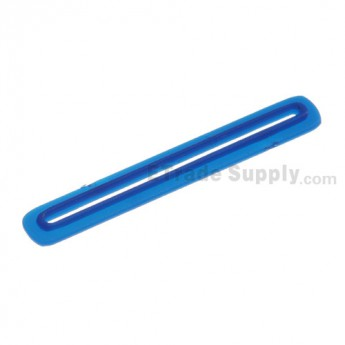 For HTC 8S Ear Speaker Mesh Cover  Replacement - Blue - Grade S+