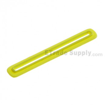 For HTC 8S Ear Speaker Mesh Cover  Replacement -  Neon Yellow - Grade S+