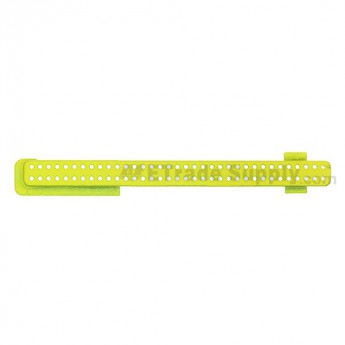 For HTC 8X Ear Speaker Mesh Cover  Replacement - Neon Yellow - Grade S+