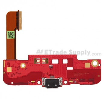 For HTC Butterfly S Charging Port Flex Cable Ribbon Replacement - Grade S+