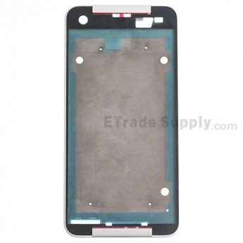 For HTC Butterfly S Front Housing Replacement - White - Grade S+