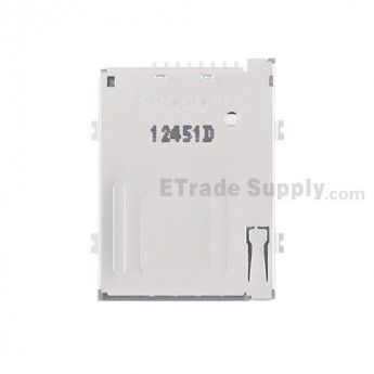 For HTC ChaCha SIM Card Reader Contact Replacement - Grade S+