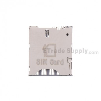 For HTC Desire 300 SIM Card Reader Contact  Replacement - Grade S+