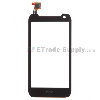 For HTC Desire 310 Dual SIM Digitizer Touch Screen Replacement - Black - Grade S+