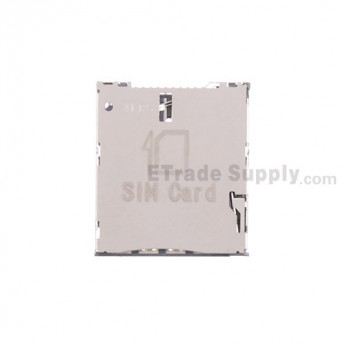 For HTC Desire 500 SIM Card Reader Contact  Replacement - Grade S+