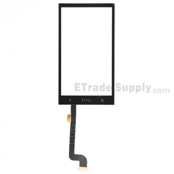For HTC Desire 601 Digitizer Touch Screen Replacement - With Logo - Grade S+