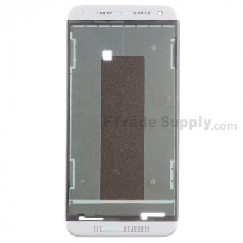 For HTC Desire 601 Front Housing Replacement - White - Grade S+