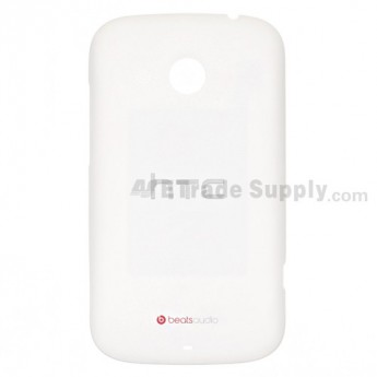 For HTC Desire C Battery Door Replacement ,White - Grade S+