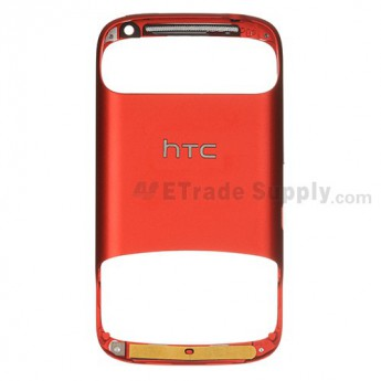 For HTC Desire S Rear Housing Replacement ,Red - Grade S+